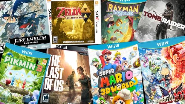 Top 10 jogos de2013