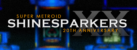Super Metroid 20th Anniversary